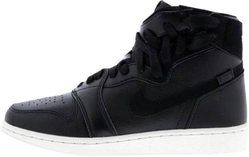 Womens Air Jordan 1 Rebel Xx Black/Black-Sail-Barely Rose