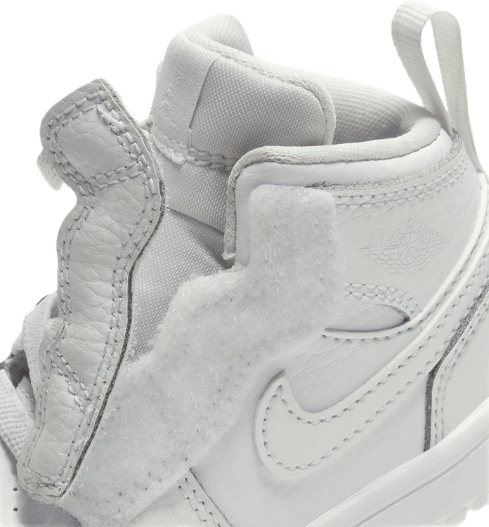 1 Mid Alt Toddler White/Pure Platinum-White