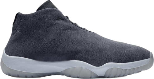 Air Jordan Future Light Carbon/Metallic Silver-Gridiron