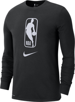 Nba Logo Dri-Fit Black/White