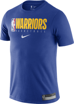 Golden State Warriors Tee Rush Blue