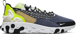 React Sertu Black/White-White-Volt