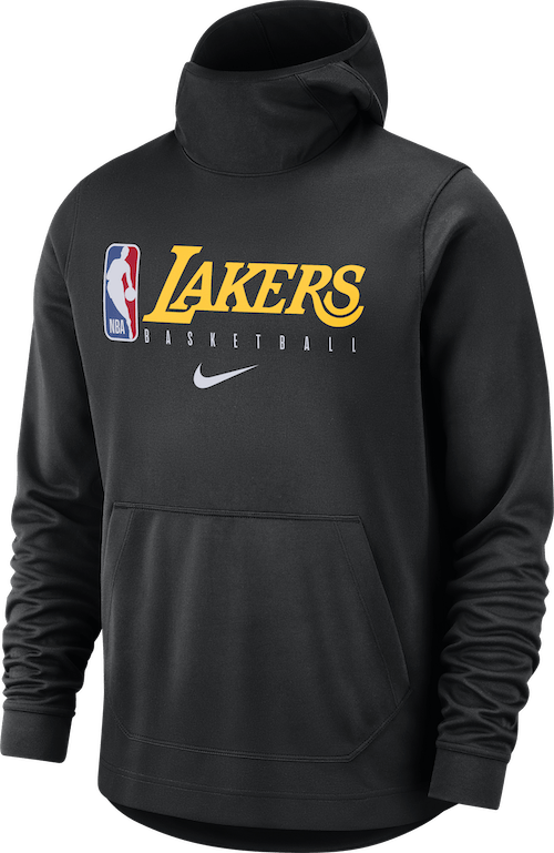Lakers Spotlight Hoodie Black/Black/Black