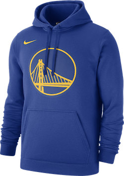 Warriors Hoodie Rush Blue
