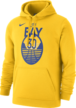 Warriors Hoodie Curry Amarillo/Amarillo/Curry Stephen