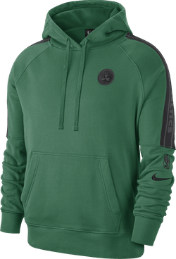 Boston Celtics Courtside Hoodie Clover/Clover/Black