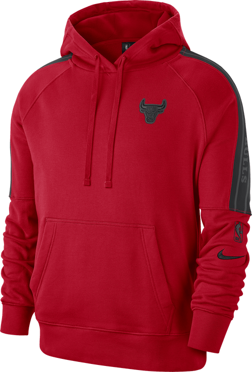 Chicago Bulls Hoodie University Red/University Red/Black