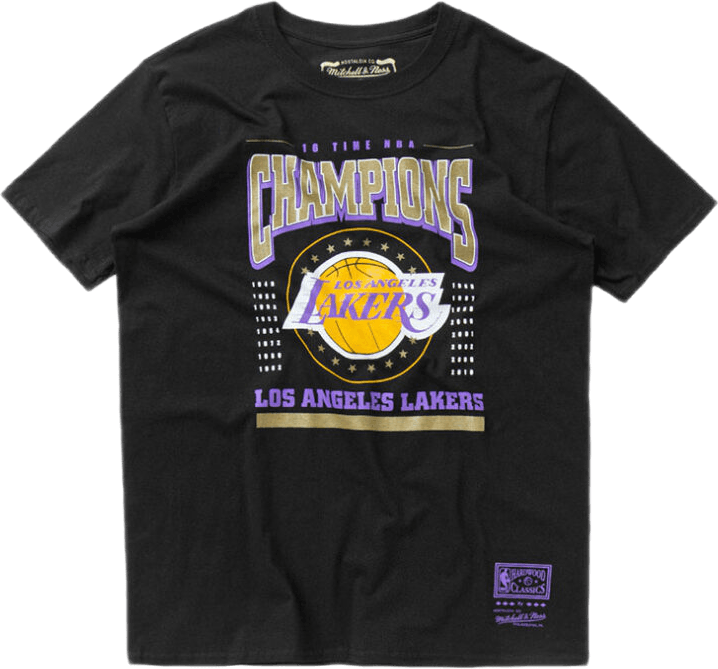 Lakers Champion Tee