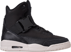 Air Jordan III Retro Explorer Xx Black/Black-Sail