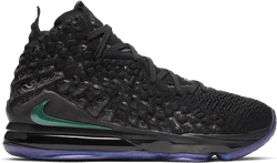 Lebron Xvii - Currency Black/Black
