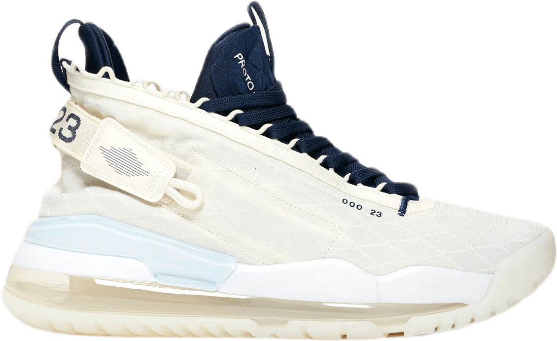 Proto-Max 720 Pale Ivory/Midnight Navy-White