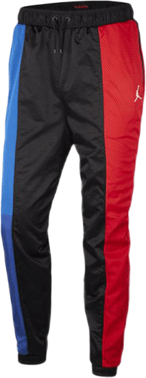Jordan X Psg Suit Pant Black/Game Royal/University Red