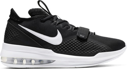 Air Force Max Low Black/White-White-Volt