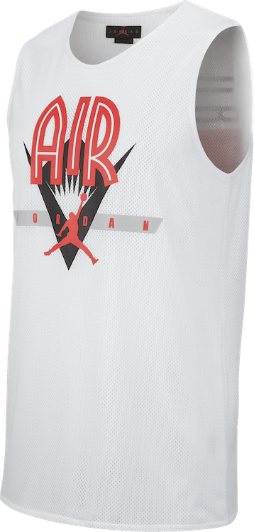 Flight Nostalgica Jersey White