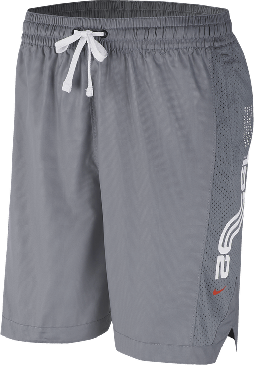 Dri-Fit Kyrie Shorts Cool Grey/Cool Grey/University Red
