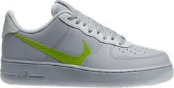 Air Force 1 '07 Lv8 Wolf Grey/Ghost Green-Photon Dust-Black