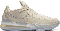 Lebron Xvii Low Light Cream/Multi-Color