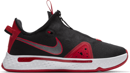 Pg 4 Black/University Red-White