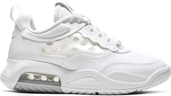 Air Max 200 (Gs) White/Metallic Silver