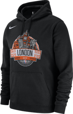 Nba Hoodie London Global Games Black