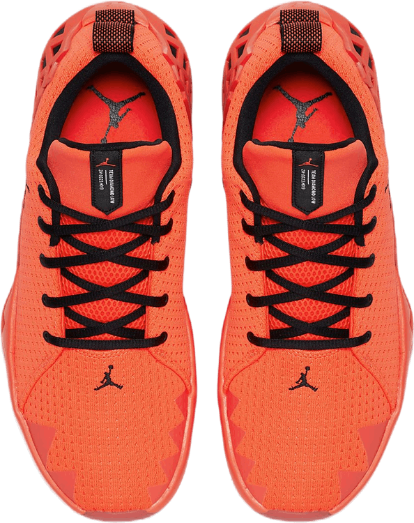 Jumpman Diamond Low Bright Crimson/Black