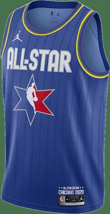 All-Star Jersey Lebron James Rush Blue/James Lebron