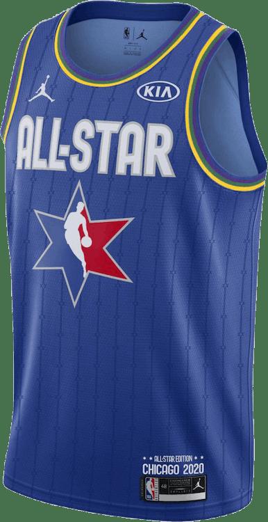 All-Star Jersey Giannis Rush Blue/Antetokounmpo G