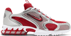 Air Zoom Spiridon Cage 2 Track Red/Track Red-White