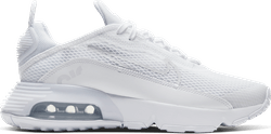 Air Max 2090 (Gs) White/White-Wolf Grey-Pure Platinum