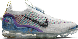 Air Vapormax 2020 Fk Pure Platinum/Black-Multi-Color