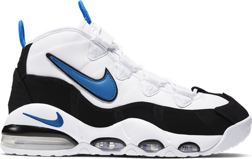 Air Max Uptempo '95 White/Photo Blue-Black