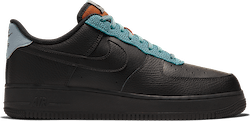 Air Force 1 '07 Lv8 Black/Black-Obsidian Mist-Cool Grey