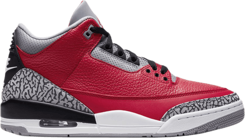 Air Jordan 3 Retro Se Fire Red/Fire Red-Cement Grey-Black