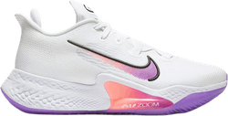 Air Zoom Bb Nxt White/Hyper Violet-White-Flash Crimson
