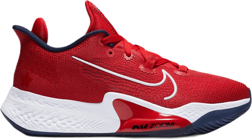 Air Zoom Bb Nxt - Usa Sport Red/White-Obsidian