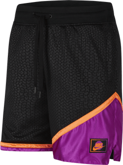 Kma Shorts Black/Vivid Purple/Total Orange