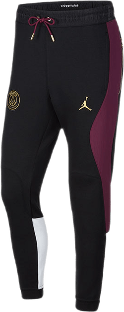 Jordan X Psg Suit Pant Black/Bordeaux/White/Metallic Gold