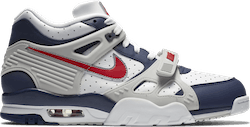 Air Trainer 3 Midnight Navy/University Red-White