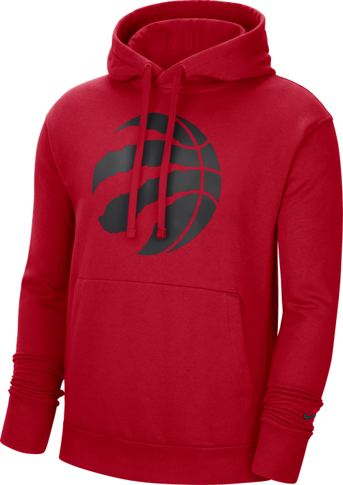 Raptors Essential Hoodie University Red/Black