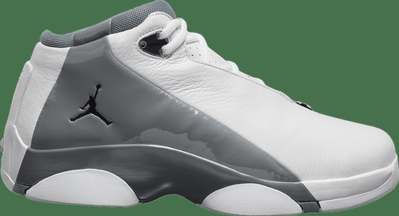 Jumpman Team Flow White/Black-Cool Grey
