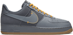 Air Force 1 Premium Cool Grey/Pure Platinum-Dark Grey