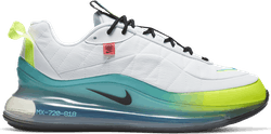 Air Max - 720 - 818 Worldwide White/Black-Blue Fury-Volt