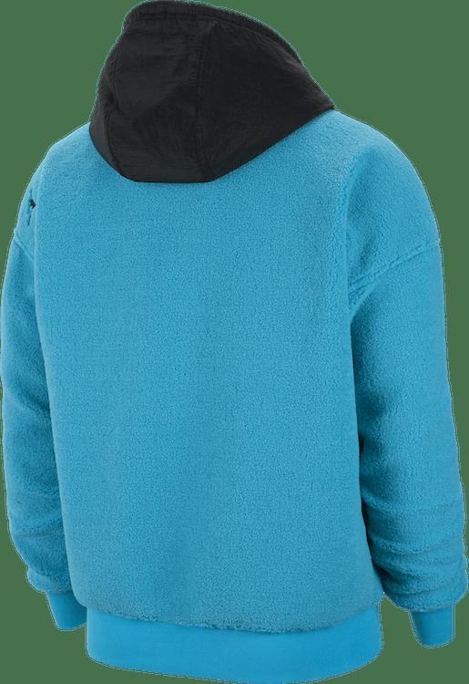 23 Engineered Fleece Laser Blue/Black/Black/Black