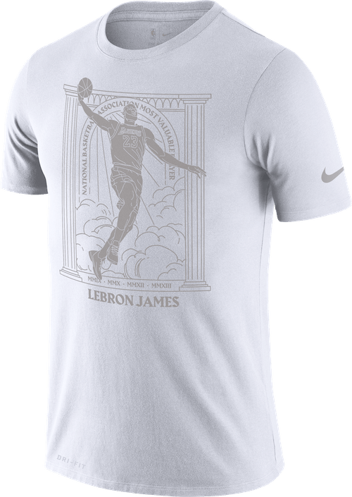Mvp Lebron Tee White/James Lebron