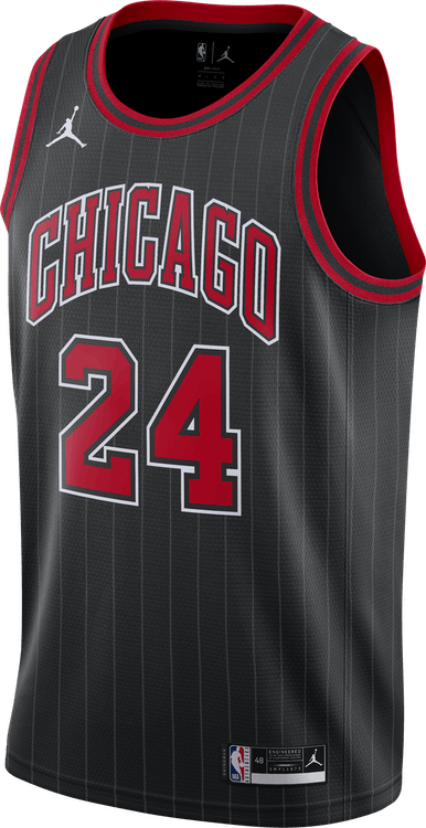 Bulls Statement Edition 2020 Markkanen Black/Markkanen Lauri