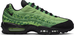 Air Max 95 X Nff Pine Green/Black-Sub Lime-White