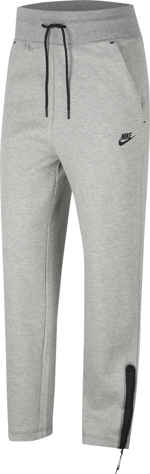 Sportswear Women'S Tech Fleece Pants Dk Grey Heather/Black