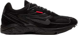 Air Ghost Racer Black/Black-Dark Grey-Habanero Red