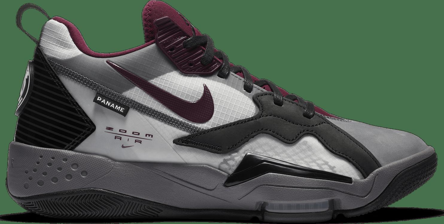 Zoom '92 - Psg Lt Graphite/Bordeaux-Neutral Grey-Black