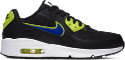 Air Max 90 (Gs) Black/Racer Blue-Volt